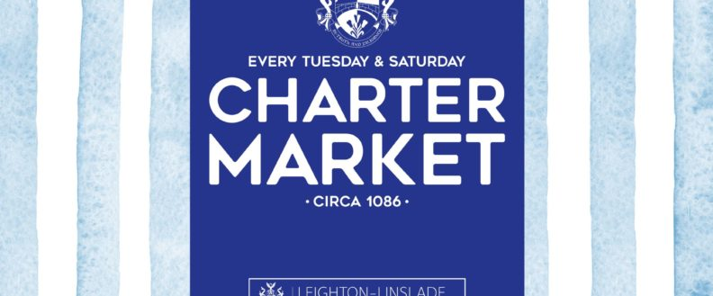 Charter Logo With Stripes