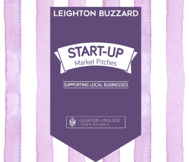 Start Up Market Pitch Logo