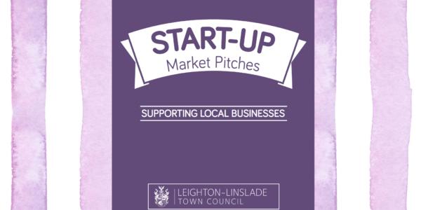Start Up Market Pitch Logo