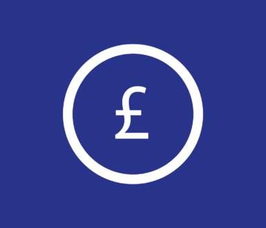 Pound Sign to indicate cash machine locations