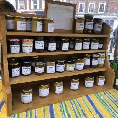 Janet Farmers Reusing Jars